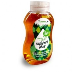 Syrop z agawy bez cukru BIO...