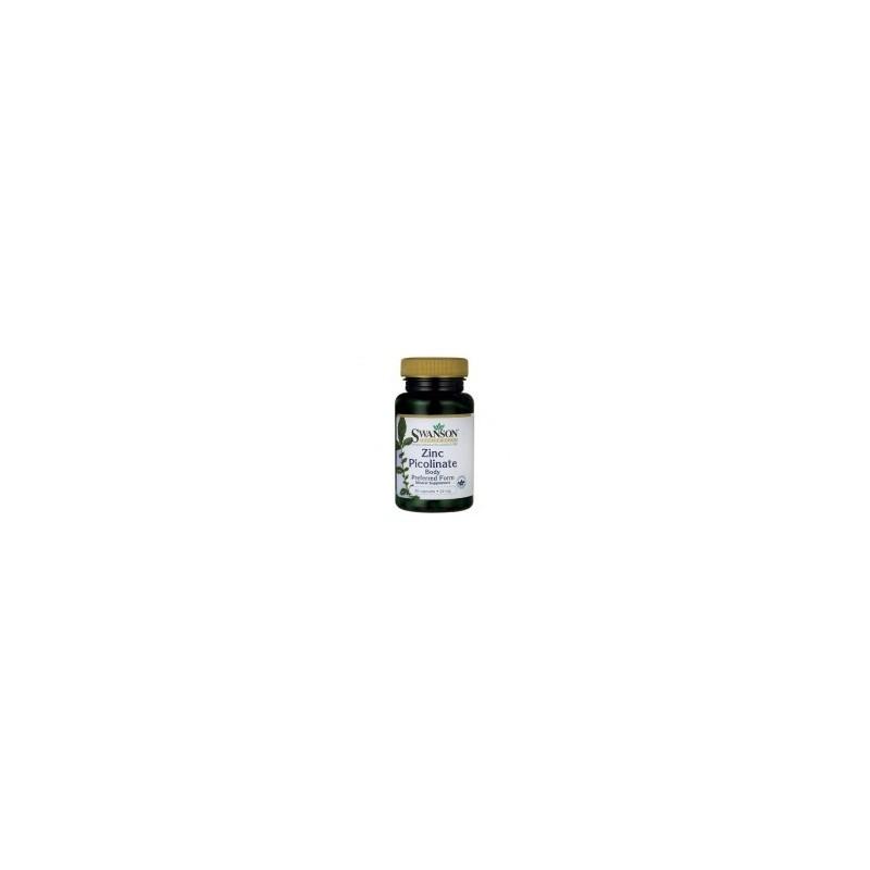 9668b63fd19a Cynk (z pikolinianu cynku) 22mg 220%   RWS Referencyjne Wartości Spożycia